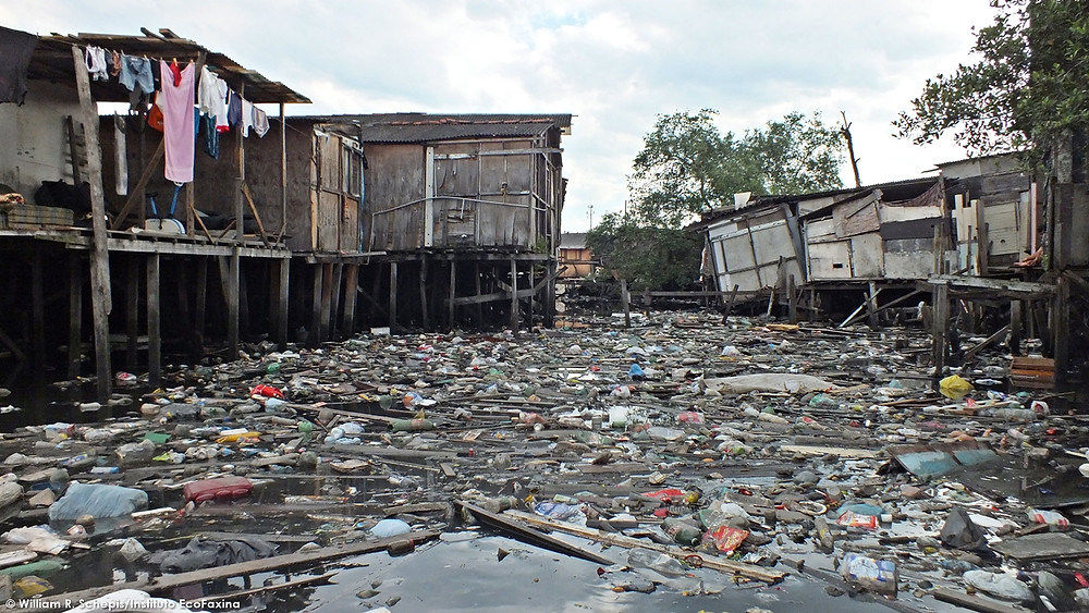 Dique da Vila Gilda, Zona Noroeste de Santos.