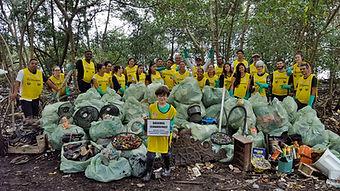 112ª Ação Voluntária EcoFaxina