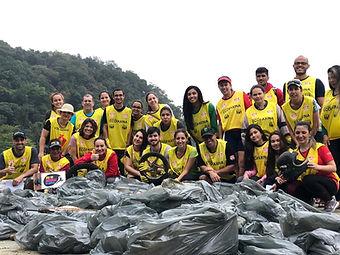 110ª Ação Voluntária EcoFaxina