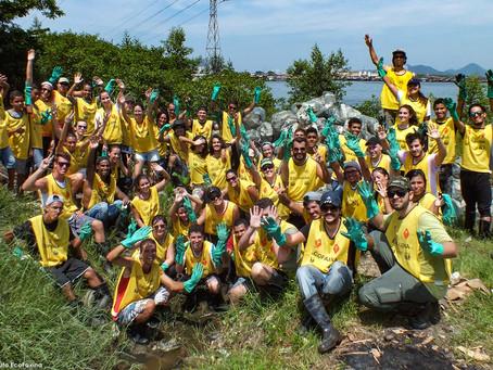 93ª Ação Voluntária EcoFaxina terá reforço de voluntários do Greenpeace