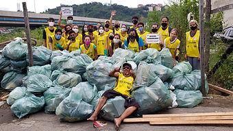 121ª Ação Voluntária EcoFaxina