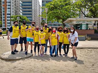 127ª Ação Voluntária EcoFaxina