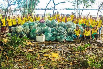 117ª Ação Voluntária EcoFaxina