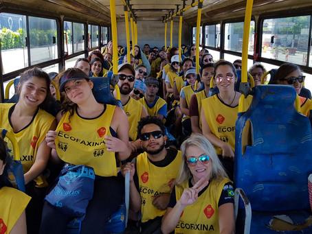 Voluntários retornam ao manguezal neste domingo (28/4)