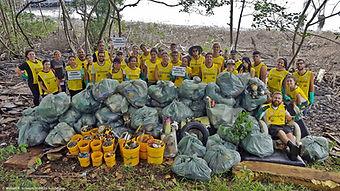 116ª Ação Voluntária EcoFaxina