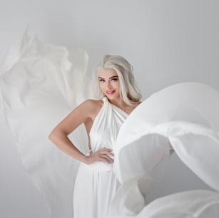 Shot by Jacqueline Carlton Model Nikki Lashes