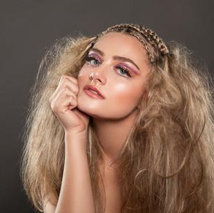 Photographer: Bonnie Blu  Hair: Harriette Saneaka  Model: Zoe Tillman Makeup: Rachael Cawthon