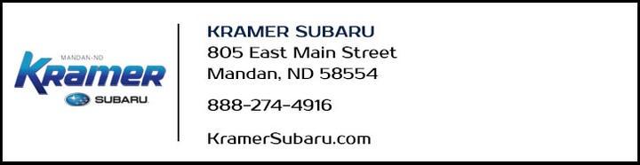 Kramer Subaru
