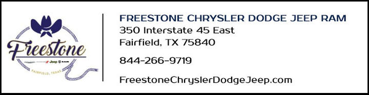 FREESTONE CHRYSLER DODGE JEEP RAM
