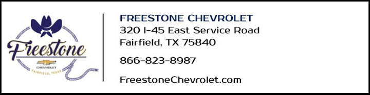 FREESTONE CHEVROLET