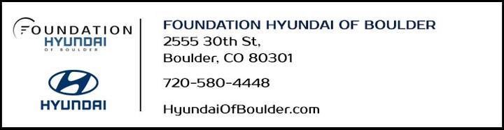 Foundation Hyundai of Boulder