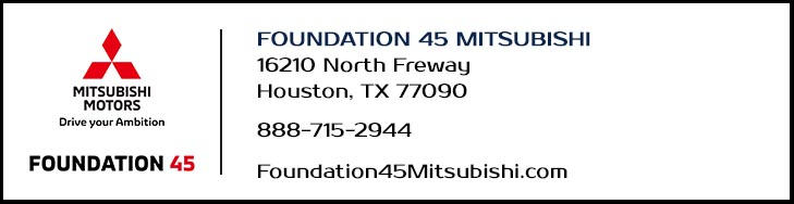 FOUNDATION 45 MITSUBISHI