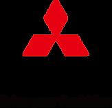 Mitsubishi Motors Logo with Tag Line PNG