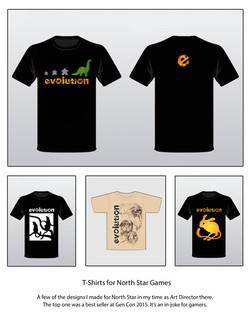 North Star Shirts