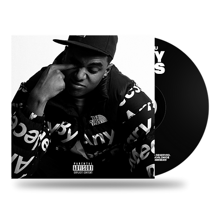 BY ANY MEANS CD