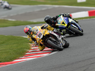 Oulton Park Official Test Gallery