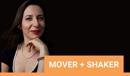 Movers +Shakers | Eleni Mitakos