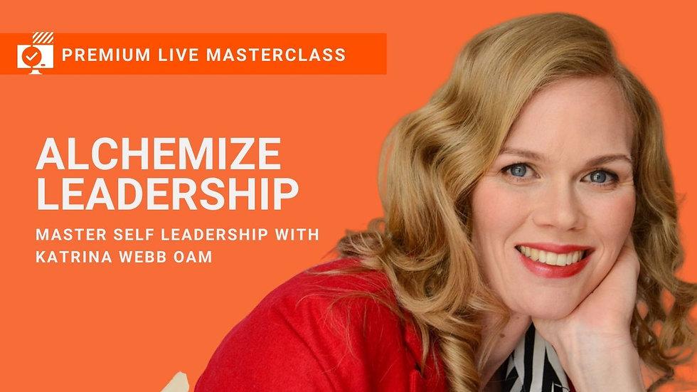 Alchemize Leadership Premium Masterclass