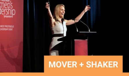 Movers + Shakers | Annabelle Chauncy OAM