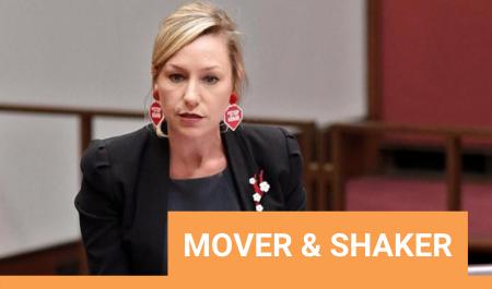 Movers & Shakers | Senator Larissa Waters