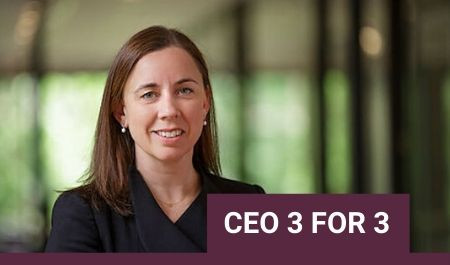 CEO 3 FOR 3 with Michelle Dixon
