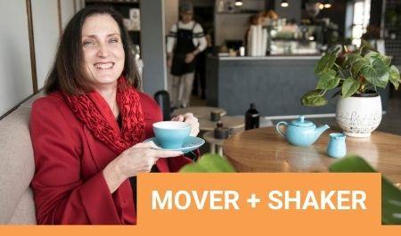 Movers + Shakers | Dr Katrena Stephenson