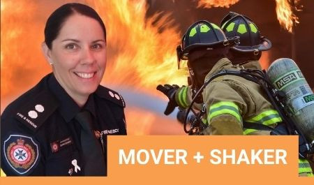 Movers +Shakers | Quinn Cramer