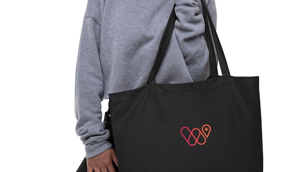 WLA Connect Organic Tote Bag