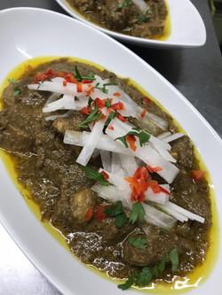 インドネシア風牛肉の煮込み