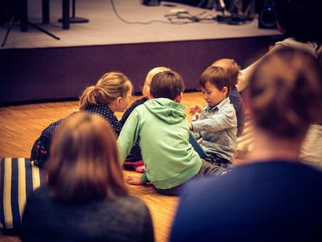 Warum mache ich Baby-Kinder Konzerte ?