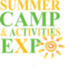 Camp Expo Logo - no year with Activities