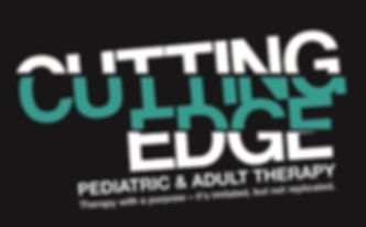 Cutting Edge Peiatric and Adult Therphy. Therapy with a purpose. Its imiated, but no replicated