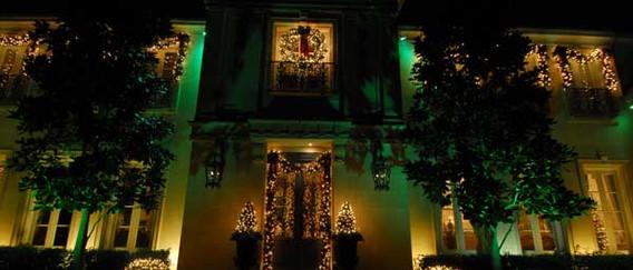 ana luna - Lit Wreaths and Garland.jpg
