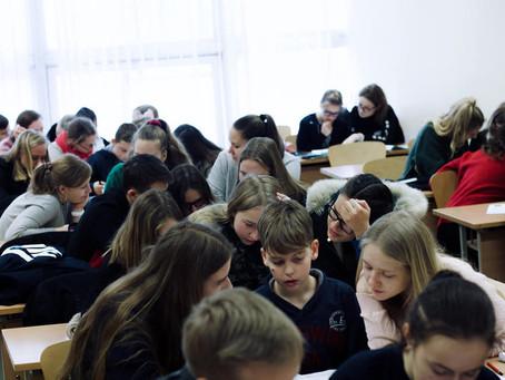 Programos atidarymas Kaune