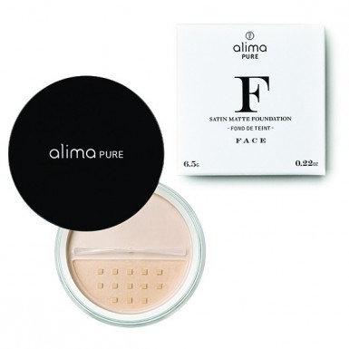 Alima Pure 絲緞啞光粉底 6.5 g