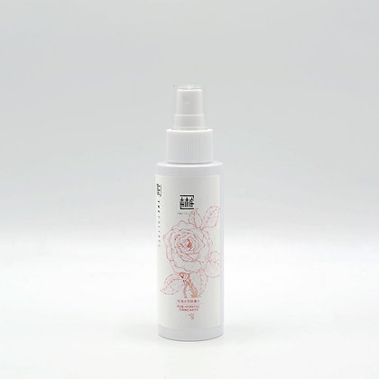 玫瑰水潤爽膚水 100ML