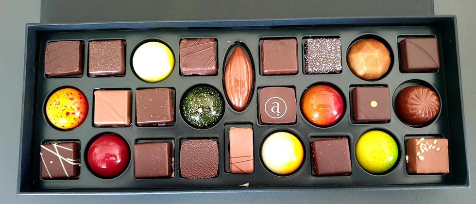 Chocolatier Joost Arijs - Gault&Millau guide