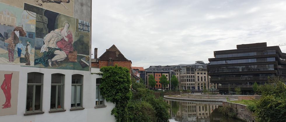 De Krook library Ghent