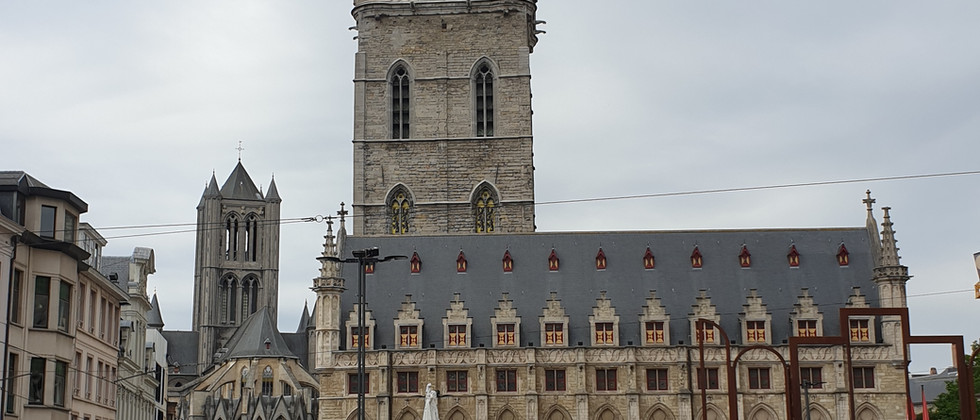 The Belfry tower Ghent