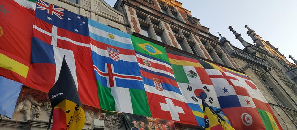 Ghent international city