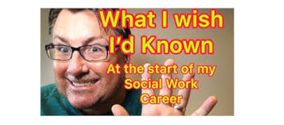 The Sociable Social Worker