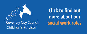 Coventry City Council Children's Services Roles