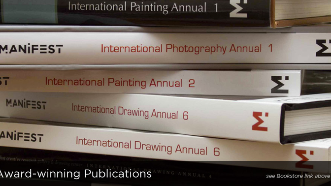 Work selected for International Drawing Publication