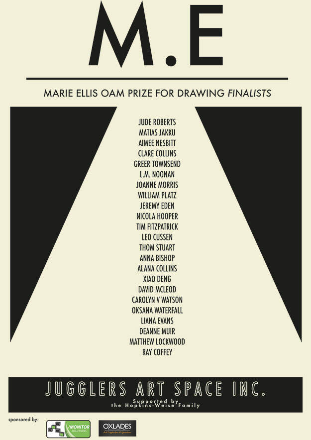 Marie Ellis Drawings Award Finalist 2013