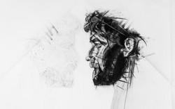 Mirror (Portrait of Ben Quilty) 2017