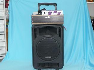 5 Kofferverstärker mit angebautem Limex Soundmodul