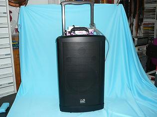 4 Kofferverstärker mit angebautem Limex Soundmodul