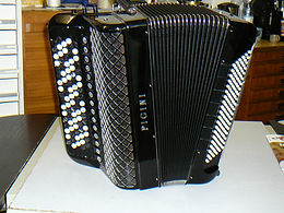 Pigini 4 chörig casotto Stufentastatur  sehr stark herabgesetzterPreis