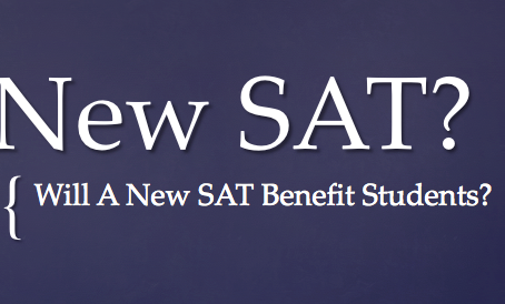 Do your new SAT scores help or hurt you?