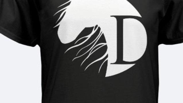 Crew Neck T-Shirt Full Logo